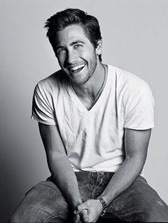 Jake Gyllenhaal. Freakin adorable.
