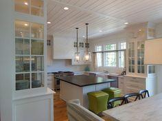 Lake Burton, Clarkesville, GA - traditional - kitchen - atlanta - Providence Custom Homes, LLC