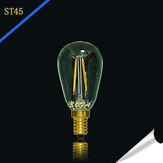 1 stuks NO E14 / E12 2W 2 COB 100-200 lm Warm wit TL Dimbaar / Decoratief LED-bollampen AC 220-240 / AC 110-130 V – EUR € 5.65