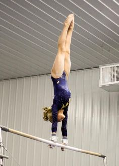 Teaching gymnasts to cast handstand on bars --- tips and ideas for coaches