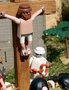 jesus lego...fun gift idea