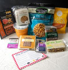 Vegan Cuts Snack Box delivers 7-10 delicious vegan goodies to your doorstep each month....Learn more by clicking through!