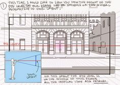 Flooby Nooby: Thomas Romain's Notes on Perspective Drawing