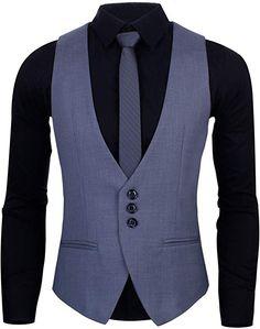 Men Dress Up, Dress Suits For Men, Blazer Outfits Men, Stylish Mens Outfits, Suit Fashion, Mens Fashion, Shirt Collar Styles, Men's Business Outfits, Mens Suit Vest
