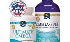 Omega-3 Pet & Ultimate Omega Review & Giveaway