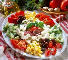 Light Recipes, Mozzarella, Cobb Salad, Bacon, Food And Drink, Tasty, Healthy Recipes, Diabetes, Goal