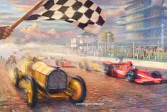 A Century of Racing! The 100th Anniversary Indianapolis 500 Mile Race