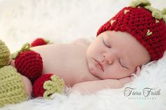 Strawberry Shortcake Crochet The Cutest Ideas | The WHOot