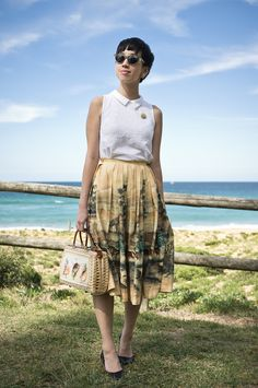 NoraFinds   Vintage Fashion Blogger Sydney   How to dress for Great Gatsby