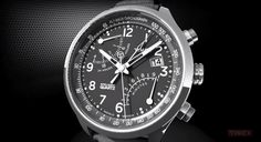 Timex Intelligent Quartz Flyback Chronograph -$200
