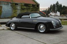 For Auction, 1957 Porsche 356 Speedster Price Bid Buy Classic Volks – 1957 Porsche 356 Speedster for sale in Burlington, Washington, USA. Very Good condition. Gorgeous 1957 Porsche 356 Speedster by Vintage Speedsters – Factory Built Replica. The Deposit: Please be ready to place a $500 deposit within 48 hours of auction's close. The complete …