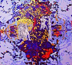 """""""El Dorado"""" de Andrea Valencia @ VirtualGallery.com"""