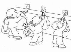 8 En Iyi Sınıf Kuralları Boyama Görüntüsü
