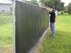 Acoustifence noise barrier