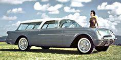 1954 Chevrolet Corve