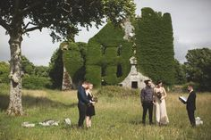 Glenlo Abbey, Co. Galway, Republic of Ireland Our Wedding, Destination Wedding, Wedding Destinations, Vow Renewal Ceremony, Republic Of Ireland, Outdoor Ceremony, Vows, Love Story, Dolores Park