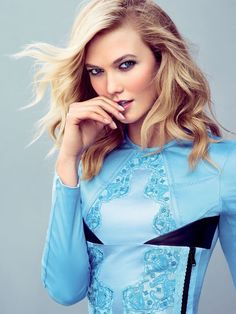 Image via We Heart It #beautiful #KarlieKloss #pretty #sweet #victoriasecret