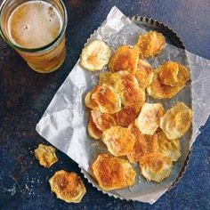 Sour Cream & Onion Potato Chips | MyRecipes.com