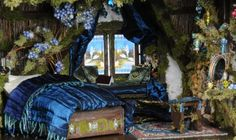 The Cotswold Cottage Fairy Dolls House  Custom von MelissaChaple, $5000.00
