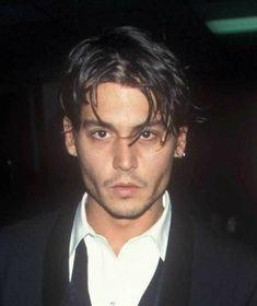 Johnny And Winona, Young Johnny Depp, Johnny Depp Movies, Beautiful Boys, Pretty Boys, Beautiful People, Mode Grunge, Celebs, Captain Jack Sparrow