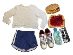 """""""just lazy"""" by imagicality ❤ liked on Polyvore featuring adidas"""