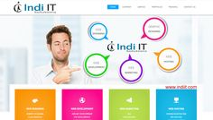 Indi IT Solutions is Professional website Designing and website development company in India, Serving Global clients with world class services like Website Development, Designing & Search Engine Optimization.