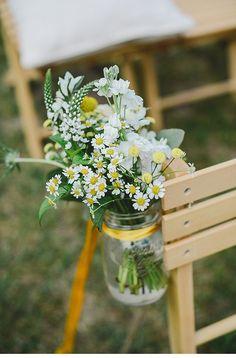 Romantische Gartenhochzeit in Italien von My Italian Wedding Planner und L & V Photography