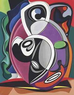 """""""Abstraction"""", by Auguste Herbin (1928)"""