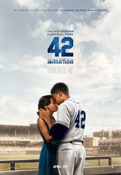42 (2013) just finished watching this it was a great movie and I dont even watch baseball