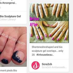 When you see that @scra2ch have pinned your nails #buzzin  #scra2ch #inhousebeauty #nails #pinned #pinterest #happy #lovenails #positive #advertising #publicity #accomplished #chuffed #mynails #biosculpture #nails2inspire #nailswag #instanails #notd #proud #achievement #yes #gelnails #follow #likeforlike by inhousebeauty
