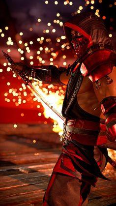 Arte Kombat Mortal, Scorpion Mortal Kombat, Ryu Hayabusa, Sonya Blade, Red Dragon, Assassin's Creed, Comic Books Art, Dc Universe, Fantasy Characters