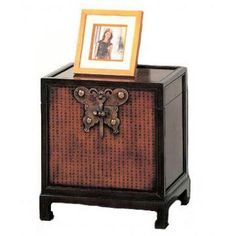 Butterfly Hope Chest  	  A marvelously crafted furniture piece, our Butterfly Hope Chest makes the perfect addition to any Asian theme setting.