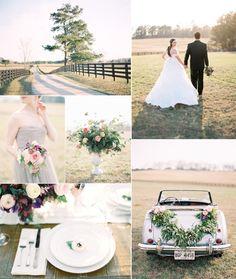 8 Perfect Outdoor Wedding Ideas