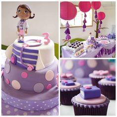 Doc McStuffins Birthday Party via Kara's Party Ideas KarasPartyIdeas.com (3)