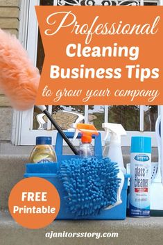 Cleaning business tips 11 professional cleaning tips and tricks that save time Cleaning Companies, House Cleaning Services, Cleaning Business, House Cleaning Tips, Business Tips, Cleaning Hacks, Office Cleaning, Llc Business, Cleaning Crew