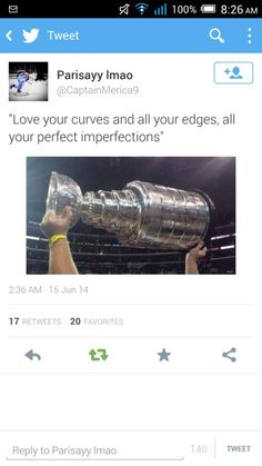 Stanley cup love