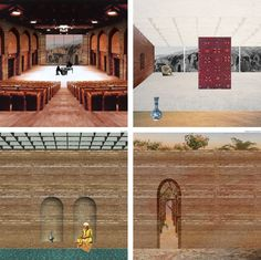 Gallery of UNESCO Reveals Winning Scheme For The Bamiyan Cultural Centre In Afghanistan - 19