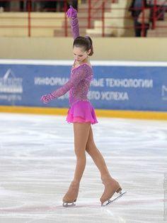 Julia Lipnitskaia  Russian Juniors