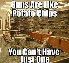 Agreed! That's part of the reason why it's so important to invest in a gun safe…