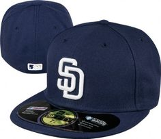 New Era offer the best MLB San Diego Padres Authentic On Field Game 59FIFTY  Cap abf22625a93