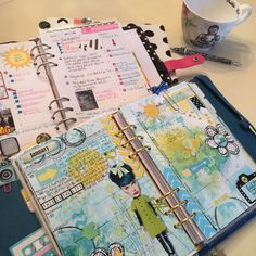 Why Use a Planner if I Don't Plan? Planner Pages, Life Planner, Planer, Digital Scrapbooking, Artsy, Posts, How To Plan, Creative, Projects