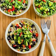 Twenty-Five Healthy Mexican Food Dinners for Cinco de Mayo  [from Kalyn's Kitchen]