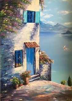 What is Your Painting Style? How do you find your own painting style? What is your painting style? Oil Painting Trees, Canvas Painting Landscape, Oil Painting For Sale, Watercolor Landscape, Oil Painting On Canvas, Artist Painting, Canvas Canvas, Oil Painting Landscapes, Landscape Artwork
