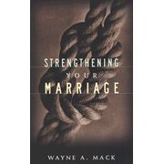 Another fantastic study for those serious about modeling, experiencing, and growing biblical marriage.