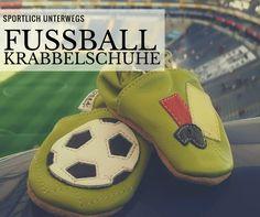 Sportlich unterwegs: Mit Leder Krabbelschuhen für Kinder im Fußball Design!  https://www.hobea.de/krabbelschuhe-fussball-von-hobea-germany/a-3690/