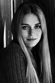 Peggy Lipton. My first TV female cop hero - I so wanted to be her!