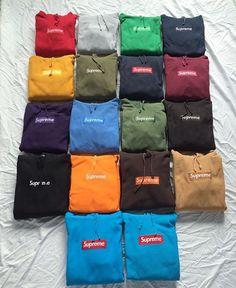 We have Supreme hoodies! Buy it on BrandStarWear Fashion Wear, Boy Fashion, Mens Fashion, Boy Outfits, Cute Outfits, Fashionable Outfits, Polo Sport, Supreme Clothing, Supreme Hoodie