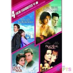 4 FILM FAVORITES:SANDRA BULLOCK ROMAN