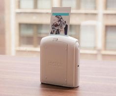 Print up pics from your smartphone in an instant with this INSTAX instant smartphone printer from Fujifilm.