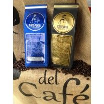 Two great coffees from Diosa del Cafe, the best Nicaraguan coffee we have tried. Roasted in micro lots, two very flavorful coffees to choose from. Try the Oro espresso, woth chocolate and caramel notes, great with dessert!